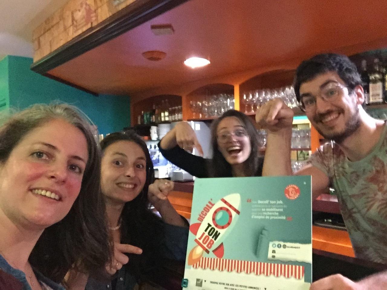 Au JYM Bar (Nantes)